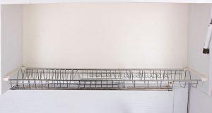 پوشش سبد آبچکان کابینت ام دی اف با فلز آبکاری