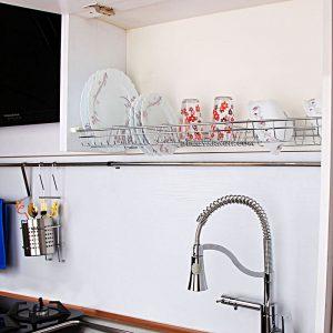 آبچکان آبکاری را داخل کابینت فلزی نصب کنید