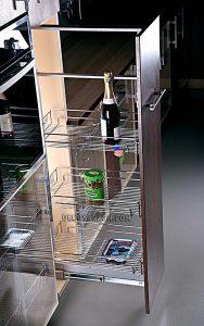 سبد اکسسوری آشپزخانه مدل 91140 ارتفاع 110-90 سانت