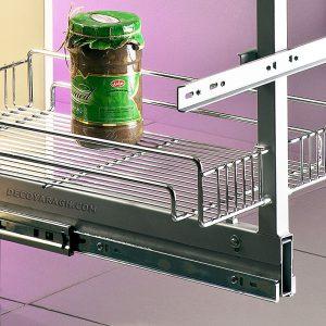 قابلیت نصب درب در اکسسوری آشپزخانه ریلی
