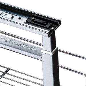 نمای ظاهری سبد سوپری کابینت با ارتفاع 60 سانتی متر