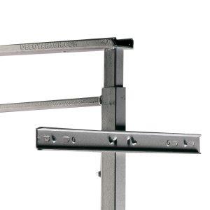 قابلیت تنظیم ارتفاع سبد سوپر ریل وسط بهینه با ارتفاع 200-180 سانت و یونیت 30 سانت