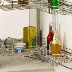 مزیت سبد یخچالی یونیت 45-50 سانتی متر نسبت به سایر تجهیزات داخل کابینت