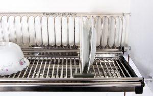 سهولت نصب آبچکان ظروف داخل کابینت مدل 1005