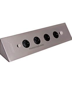 پریز روکار کابینت ملونی مدل 10010 سیلور