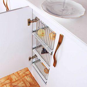 سبد ریلی سیب زمینی سه طبقه ریل پهلو F 1417
