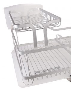 آبچکان رومیزی آلومینیومی نیم طبقه مدل A۱۱۰۷