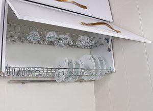 آبچکان داخل کابینتی آبکاری مدل A 104