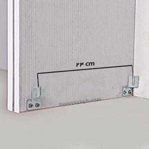 نحوه نصب آبچکان کابینت ام دی اف آبکاری مدل A102 یونیت 80 سانت