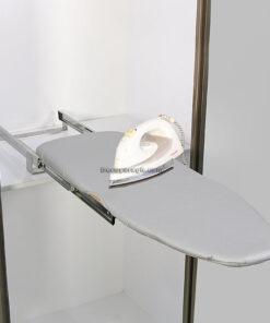 میز اتوی تاشوی ریلی داخل کمد مدل B2152 یونیت 40 سانت