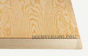 جا قاشقی چوبی
