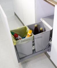 سطل زباله زیر کابینت مدل 839