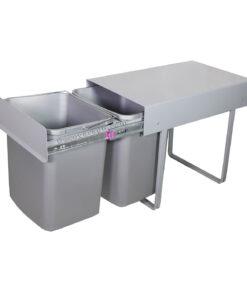 سطل توکار کابینت پارس مدل 50 لیتری دکو یراق