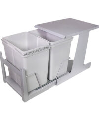 سطل زباله بزرگ آشپزخانه ریلی مدل 838