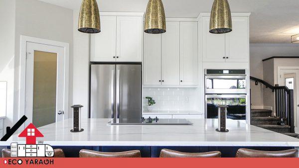 3 دلیل برای نصب پریز توکار در آشپزخانه