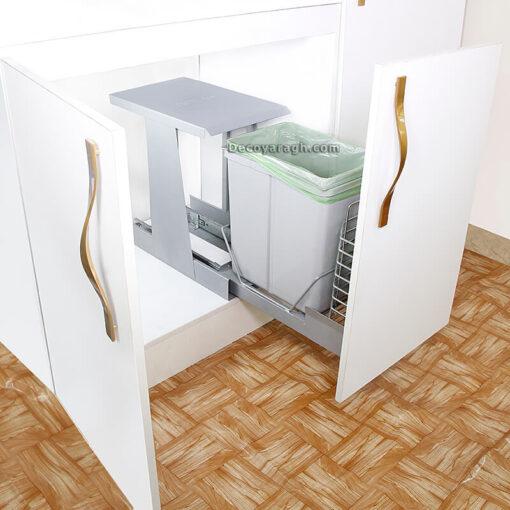 سطل زباله اداری ریلی مدل 841
