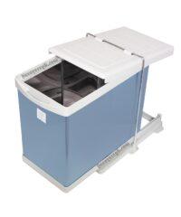 سطل زباله کابینتی ریلی مدل 21200