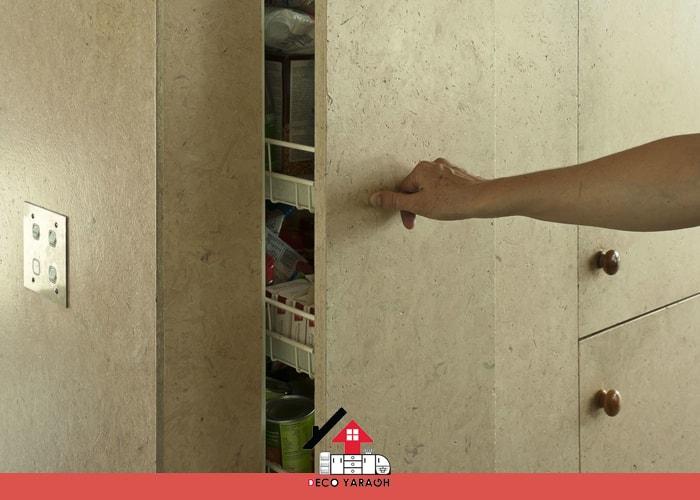 در طراحی کابینت آشپزخانه اصلا کابینت لازم ندارید