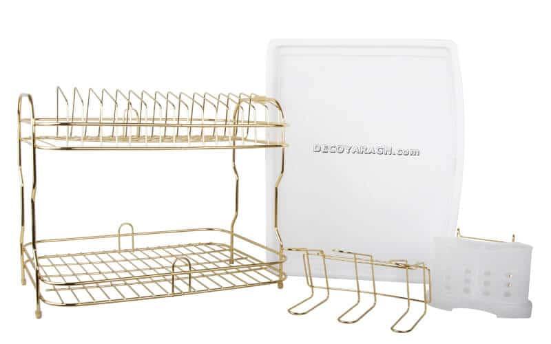 اجزای تشکیل دهنده آبچکان رومیزی دلسا