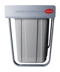 سطل زباله 40 لیتری ریلی داخل کابینتی