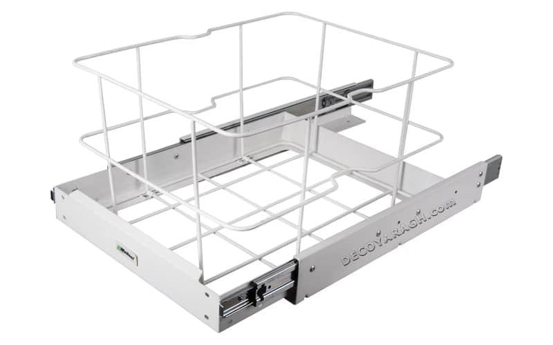 سبد رخت چرک مدل 9155 ملونی با چهارچوب و استند فلزی